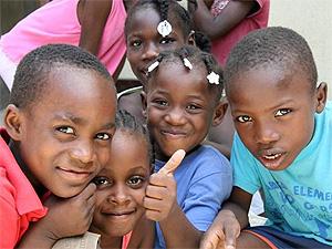 Ihre Hilfe kommt an: Für Erdbebenwaisen bauen wir ein neues SOS-Kinderdorf in Haiti.