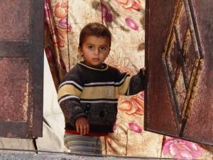 Gewalt im Gazastreifen: Die Kinder leiden besonders. Foto: Shady Alassar