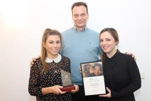 Preisverleihung: Arena Direkt ist Affiliate des Jahres 2015